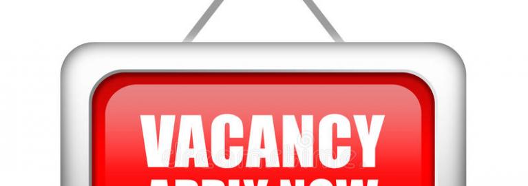 Your Vacancy Here